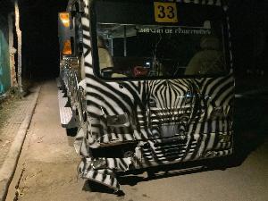 เผยเหตุรถรางเชียงใหม่ไนท์ซาฟารีชนนักท่องเที่ยวเจ็บ 38 คน ล่าสุดทั้งหมดปลอดภัยแล้ว