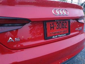 Audi A5 คูเป้ ขับสี่ หลงรักตั้งแต่โค้งแรก