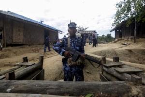 ชาวพม่าในพื้นที่ปิดล้อมของทหารร้องขาดแคลนอาหาร วอนประชาคมโลกช่วยเหลือ