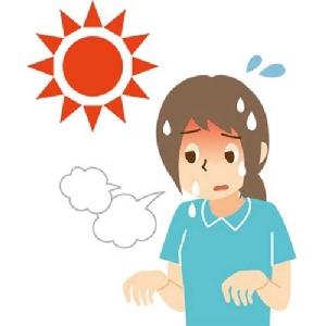 คนญี่ปุ่นกลัวโรคลมแดด ต้องทำอย่างไร