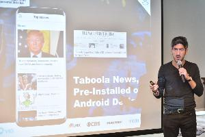 Taboola โชว์ผลงาน 6 ปี ปั้มรายได้ป้อนสำนักข่าวออนไลน์ทั่วโลกเกิน 2,000 ล้านดอลล์