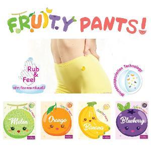 ชุดชั้นในเวียนนา ส่งนวัตกรรมกางเกงในกลิ่นผลไม้เจาะวัยทีน