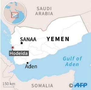 กบฏฮูตีประกาศถอนกำลังฝ่ายเดียวออกจากเมืองท่าโฮเดดาในเยเมน