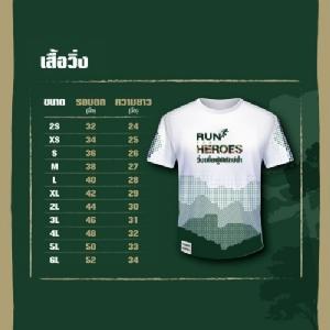 """มูลนิธิเอสซีจี ชวนร่วมวิ่งเพื่อผู้พิทักษ์ป่า """"Run for Heroes"""""""