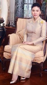 สวยสง่าแบบฉบับหญิงไทยในรัชกาลที่ 10