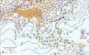 ฝนถล่มทั่วไทย! เหนือ-อีสาน-ตะวันออก โดนหนักร้อยละ 70 ซัดกรุงร้อยละ 60 อันดามันคลื่นสูง 2 ม.