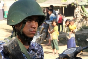 ชาวยะไข่โอดทหารพม่าปิดล้อมหมู่บ้านเข้าสัปดาห์ที่ 3 สัตว์ตาย น้ำ-อาหารใกล้หมด