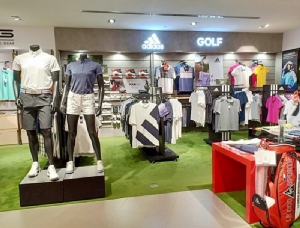 อาดิดาสกอล์ฟรุกตลาดวางจำหน่ายสินค้าทั่วประเทศ