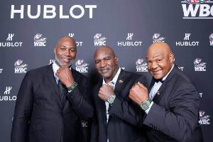 อูโบลท์ จับมือ สภามวยโลก เปิดตัวนาฬิกา Big Bang Unico WBC