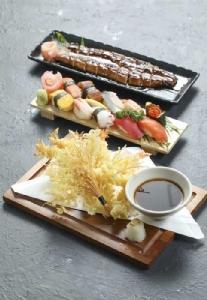 """อิ่มไม่อั้น """"บุฟเฟต์อาหารญี่ปุ่น"""" ที่ห้องอาหารนิมมานบาร์ แอนด์ กริล"""