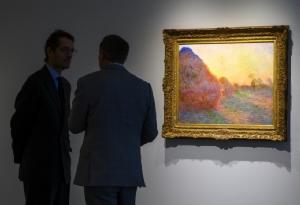 """ภาพวาด """"โกลด มอแน"""" ฟันราคาประมูลเฉียด 3,500 ล้าน ขึ้นแท่นงานศิลป์ 'อิมเพรสชันนิสม์' แพงที่สุดในโลก"""