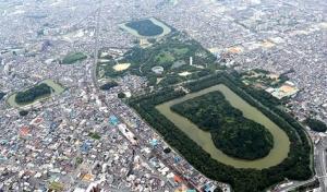 สุสานโบราณในโอซากา จะได้รับการขึ้นทะเบียนเป็นมรดกโลก