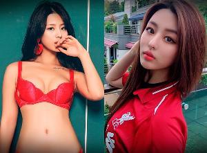 เปิดวาร์ป Jung Yuna นางแบบสาวเซ็กซี่สาวกหงส์แดง