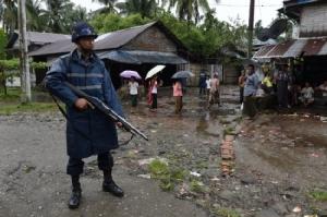 จนท.สหประชาชาติร้องพม่าเปิดทางความช่วยเหลือเข้าถึงประชาชนในยะไข่