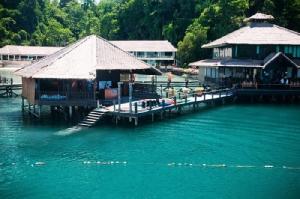 Gayana Marine Resort  : โคตา คินาบาลู