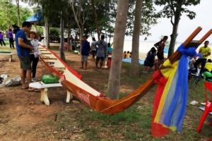 โค้ชทีมเรือเยาวชนเมืองนนทบุรี ชี้แจงเรื่องใบสั่งกับผู้สื่อข่าว