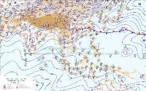 ทั่วไทยชุ่มฉ่ำ! กลาง-ตะวันออก-ใต้ ฝนตกหนัก กทม.ฝนลดเหลือร้อยละ 30