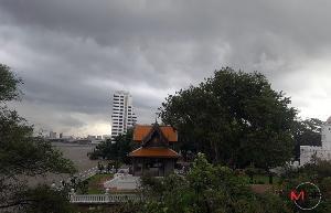 ฝนลด! ตะวันออก-ใต้ ยังตกหนัก กทม.-ปริมณฑล ตกร้อยละ 30