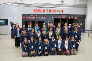 7 ทีมชนะ โตโยต้า ลดเมืองร้อน ด้วยมือเรา ลุยดูงานญี่ปุ่น มุ่งสร้างโลกเขียว