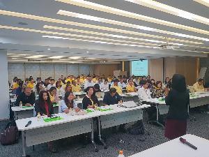 NIA จับมือ CPF ปั้นบุคลากรสร้างนวัตกรรมเพื่อสังคม