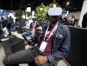 กรุ่นกลิ่น VR ในงานประชุมนักพัฒนาประจำปี 2019