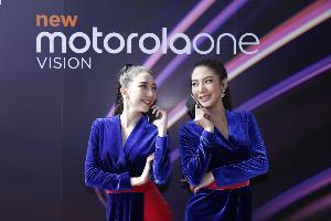 โมโตโรล่า สานต่อ Android One ราคาไม่ถึงหมื่นด้วย 'One Vision'