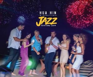"""""""หัวหิน แจ๊ส เฟสติวัล 2019"""" สนุกสุดฟินไปกับมหกรรมดนตรีแจ๊สริมชายหาดชั้นเยี่ยมของไทย"""