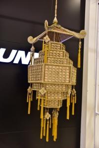 เครื่องแขวนฟางข้าว มทร.ธัญบุรี ศิลปะประดิษฐ์สู่นวัตกรรมชุมชน