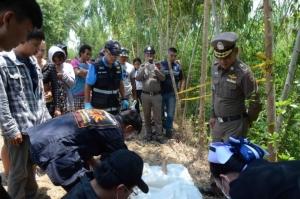 ผงะ! พบศพสองพี่น้องถูกทิ้งริมแม่น้ำชี คาดไฟช็อตดับก่อนถูกอุ้มทิ้ง