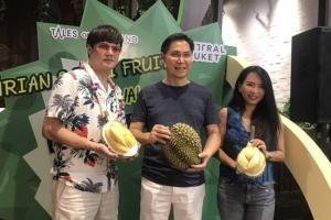สายทุเรียนห้ามพลาด ศูนย์การค้าเซ็นทรัล ภูเก็ต จัดงาน Taste of the Island ต้อนรับเทศกาลผลไม้