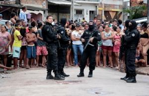 ตำรวจบราซิลเข้าตรวจสอบจุดเกิดเหตุกราดยิงสังหารหมู่บาร์แห่งหนึ่งที่เมืองเบเลม รัฐปารา เมื่อวานนี้ (19 พ.ค.) ซึ่งเป็นเหตุให้มีผู้เสียชีวิต 11 คน บาดเจ็บ 1 คน