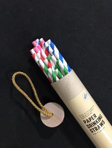 TS Paper Straws ผู้ชุบชีวิต.. หลอดกระดาษ รายแรกปท.ไทย