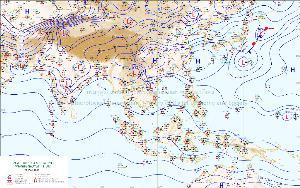 อุตุฯ เตือนทุกภาคทั่วไทย ฝนตกหนัก-ลมแรง ถล่ม กทม.ร้อยละ 60