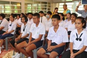 มูลนิธิบุญรอด-เอกพจน์ วานิช มอบทุนการศึกษาให้นักเรียน-นักศึกษาภูเก็ต ครั้งที่ 23