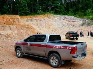 จนท.ป่าไม้ร่วมตำรวจตรวจสอบที่ดิน 15 จุดต้องสงสัยบุกรุกป่าสงวนแห่งชาติ