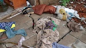 พายุพัดถล่มบ้านพังทำ 7 ชีวิตไม่มีที่อยู่ เป็นภาพที่น่าเวทนา