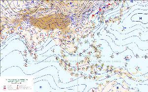 อุตุฯ เตือนฝนตกหนักทั่วไทย เหนือ-อีสาน-ตะวันออก ตกหนักสุด กทม.โดนร้อยละ 40