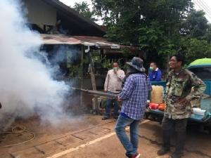 ร้อนอบอ้าวซ้ำมีฝนตกทำไข้เลือดออกระบาดเร็ว เฉพาะนครพนมป่วยแล้วกว่า 80 ราย