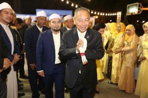 กอ.กทม. คล้องแขน 'มุสลิมไทยโพสต์' จัดวันแบ่งปันซะกาต ระดมทุนหนุนการศึกษาเด็กกำพร้ากทม. กระตุ้นการแบ่งปันสังคม