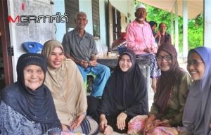 """ความสุขและภูมิปัญญาของผู้สูงวัยคือ """"พลัง"""" ที่เป็นรูปธรรมของชุมชนเขาคราม จ.กระบี่"""