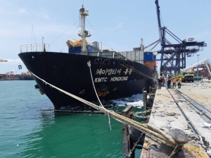 คพ.เผยสารฟอร์มาลดีไฮด์ในอากาศบริเวณท่าเรือแหลมฉบัง ล่าสุดไม่เกินมาตรฐาน