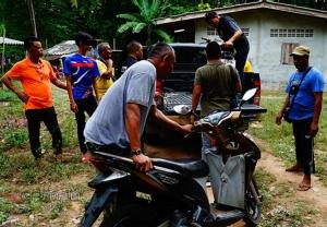 รวบหนุ่มวัย 19 ชาวพัทลุงยุ่งเกี่ยวยานรก สารภาพแค่ส่งยาให้เอเยนต์หาเงินเที่ยวเตร่