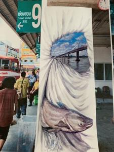 เดินหน้าเต็มตัว! เทศบาลฯ จับมือศิลปินขัวศิลปะ ปั้น Chiangrai Terminal of Art-ทำเชียงรายเป็นเมืองศิลปะ