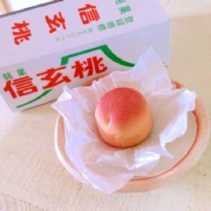 Shingenmomo ของฝากขึ้นชื่อรูปลูกพีชสุดน่ารัก