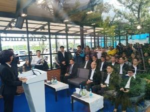 ดีเซลบี10 เปิดขายแล้วที่เมืองชล แห่งแรกในประเทศไทย