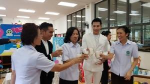 เด็กไทยเตี้ย 8.8% แนะดื่มนมจืดวันละ 2 แก้ว กินไข่ ออกกำลังกาย นอนหลับ ช่วยยืดให้สูงปรี๊ด