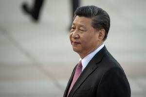 สี จิ้นผิง ประธานาธิบดีจีน