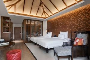 ห้องนอน Deluxe Room