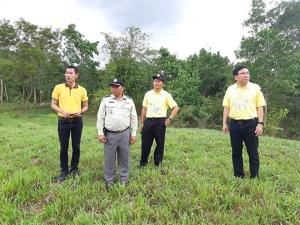 อช.กุยบุรี ติดตั้งกล้องเอ็นแค็ป แก้ปัญหาช้างออกจากป่าทำลายพืชเกษตร