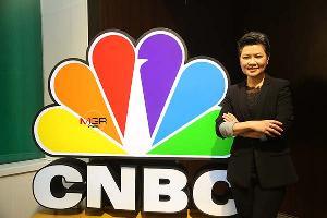 """""""แอ้ม สโรชา"""" มั่นใจ CNBC ไทยแลนด์ ถูกใจคอข่าว เนื้อหอมสปอนเซอร์รุมซื้อโฆษณา"""